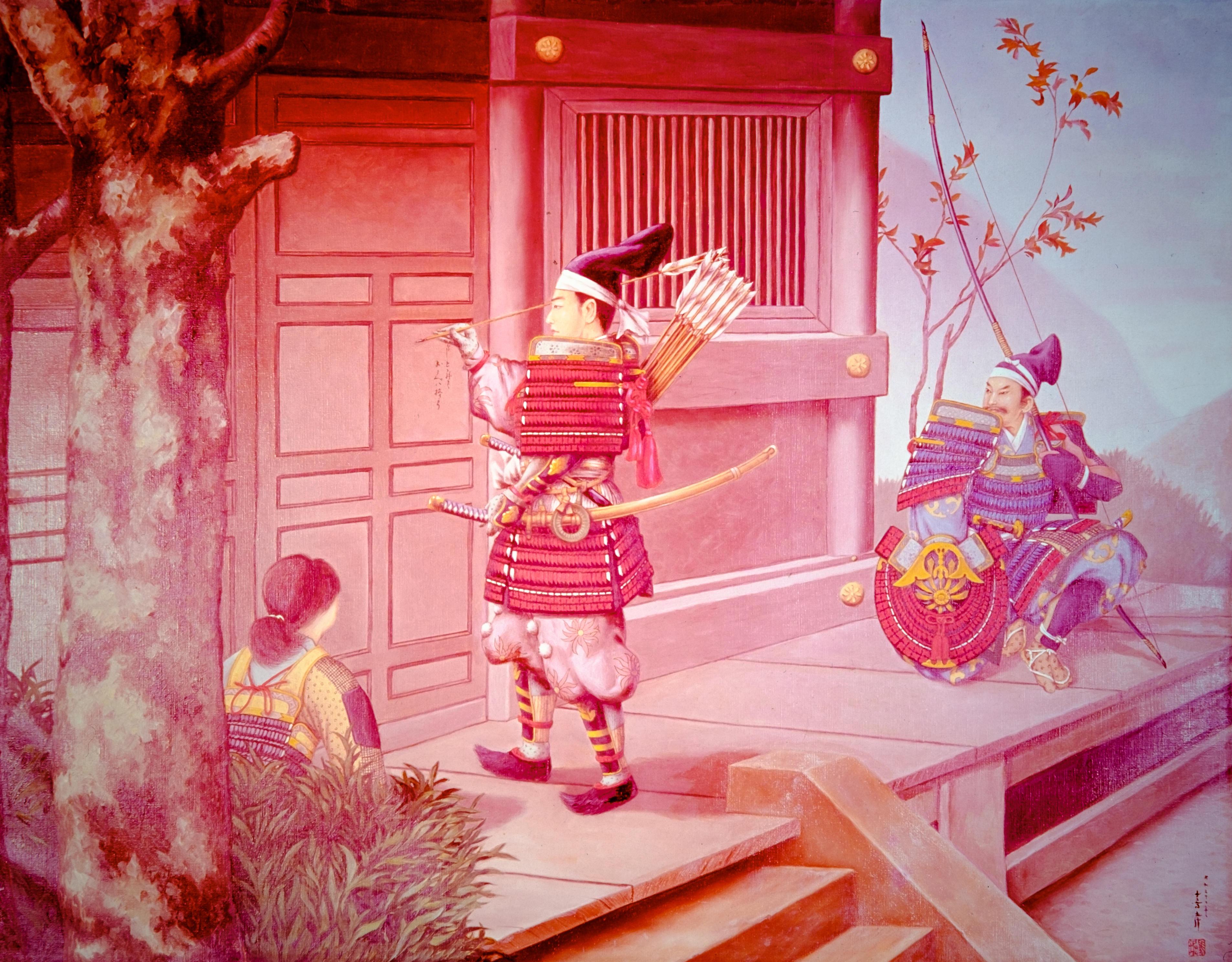 南朝最高のサムライ『なんこうさま』 「後醍醐天皇の勅願寺・吉野の如意輪寺で学ぶ」~楠木正行辞世の句と143名の戦士たち~