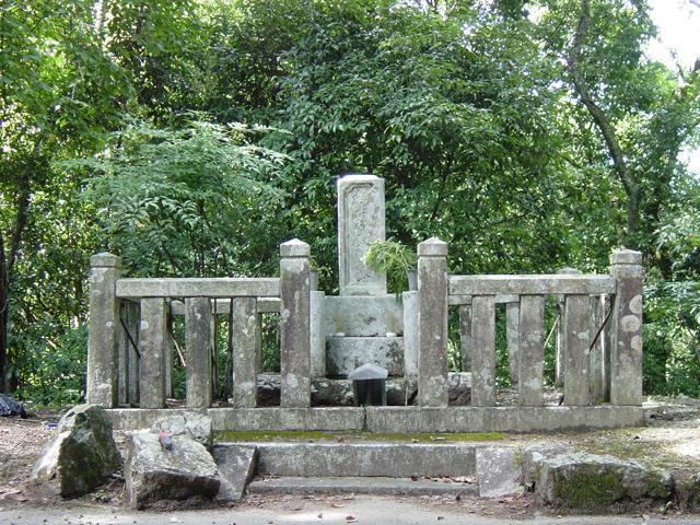 村上義隆の墓