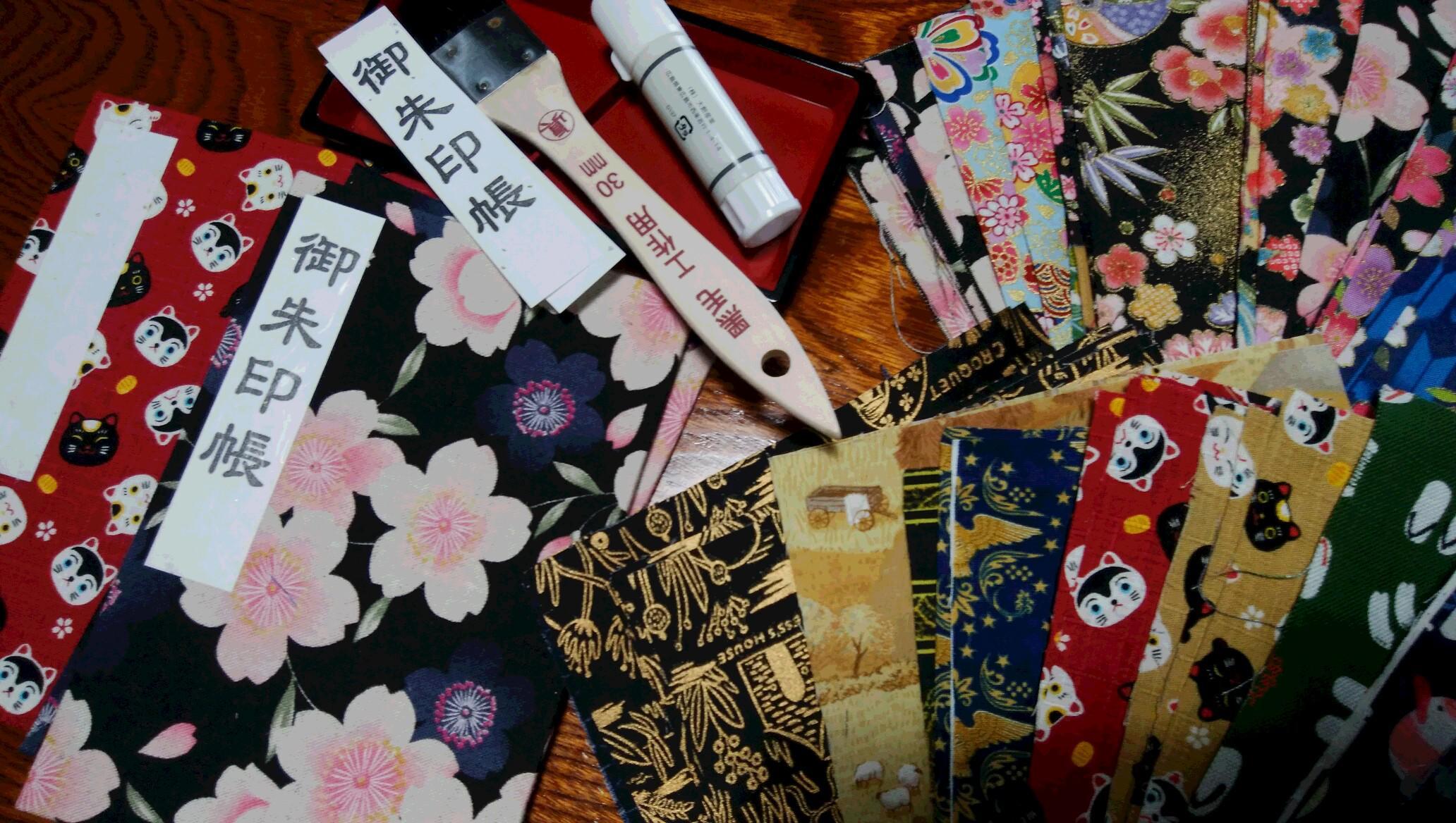 世界遺産吉野山「弘願寺で自分だけのご朱印帳をつくろう」~奈良・吉野のお寺で手作り体験~