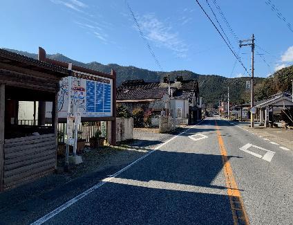 森林セラピー 吉野・宮滝 万葉の道(約8km)