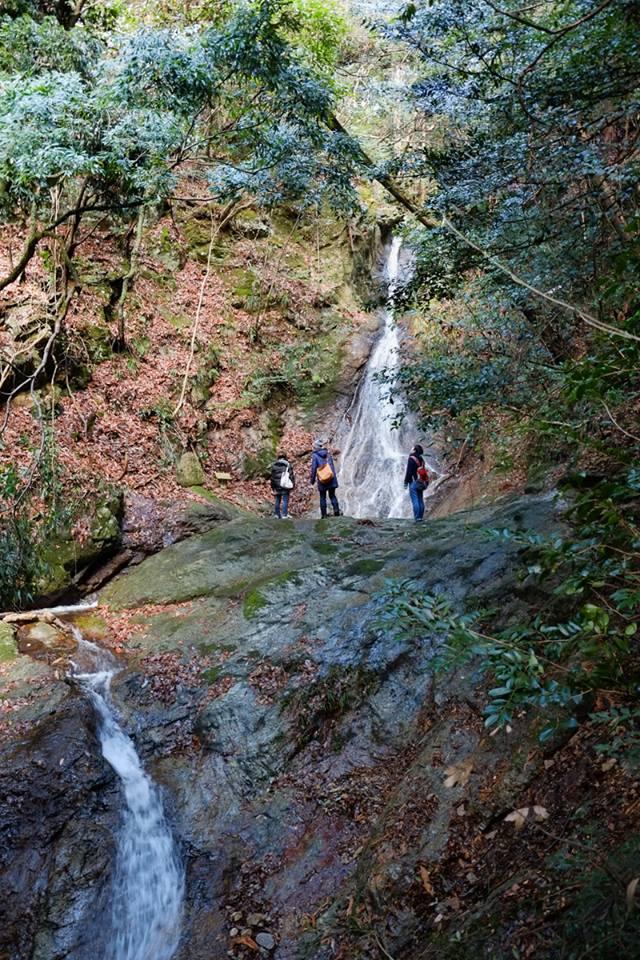 悠久の風景 吉野の道「吉野町森林セラピー 神仙峡 龍門の里コース」~森ヨガ体験~